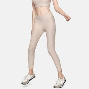 Outdoor Voices Warmup 7/8 Leggings Desert Taupe